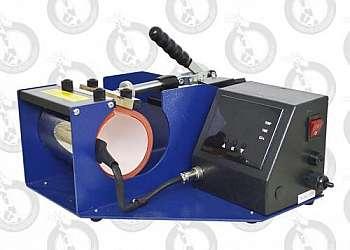 Prensa térmica para canecas 4x1